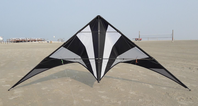 New Open Source Trickkite plan added: [Return] by Ulzburger Kites